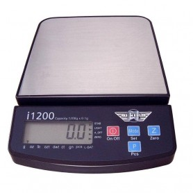 Báscula My Weigh con capacidad para 1.200 gramos