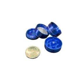 Grinder de aluminio de colores de 30 milímetros y 4 partes