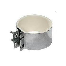 Brida collarín de 125 mm para Tubos Ventilación
