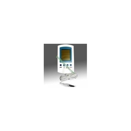 Termohigrometro Digital MaxMin con Sonda