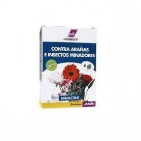Insecticida Contra Arañas Roja y Minadores Bermectine 20ml