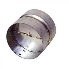 Clapeta Antiretorno 100 mm para Sistemas de Ventilación