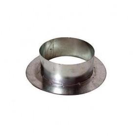 Manguito Corona 315 mm Galvanizado para Tubo Ventilación