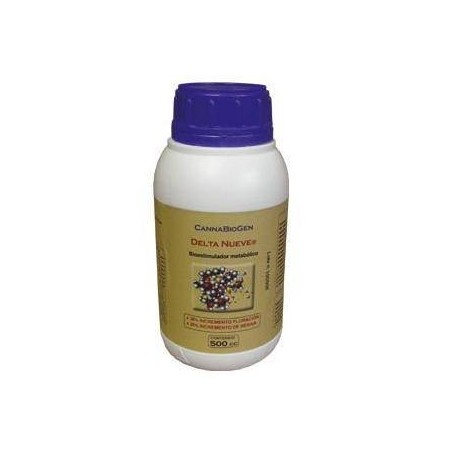Delta 9 de Cannabiogen 500ml