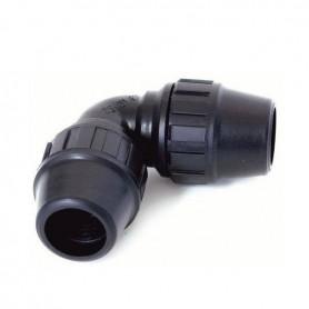 Codo 25mm PE