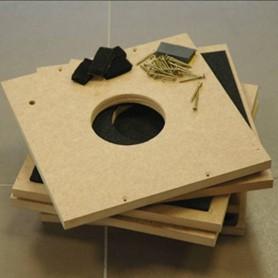 Caja Antiruido para Extractores de 125 mm