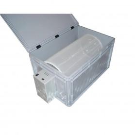 Máquina extracción resina en seco Rotator L capacidad 36L