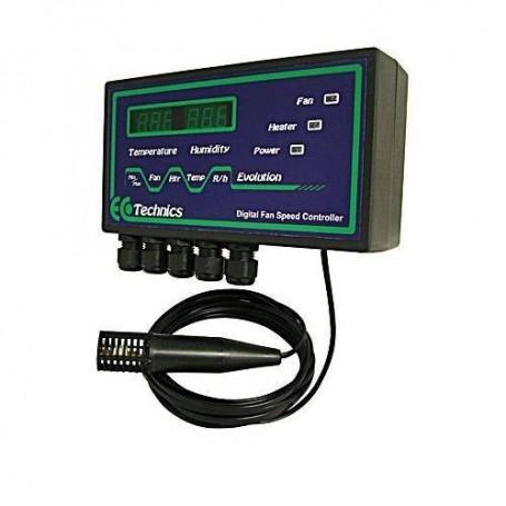 Controlador Temperatura y Humedad Evolution