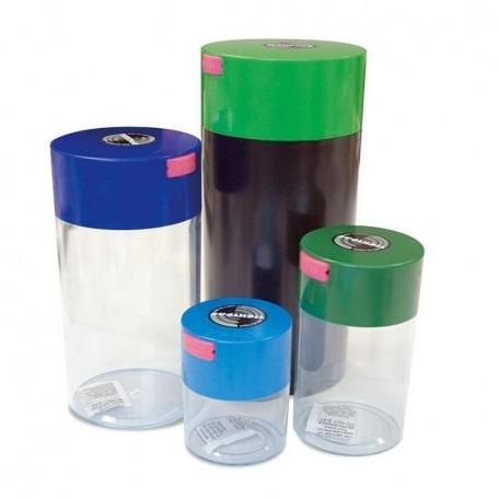 Bote Vacio Minivac transparente 10L