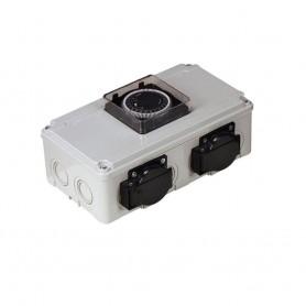 Temporizador DV-12 2 x 600W
