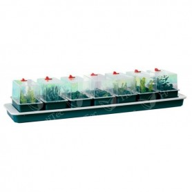 Invernadero Super 7 electrico de 76x18.5x14.5 centímetros
