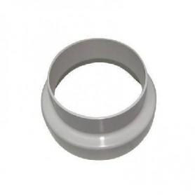 Reducción de 160 mm a 150 mm Plástico para Tubos Ventilación