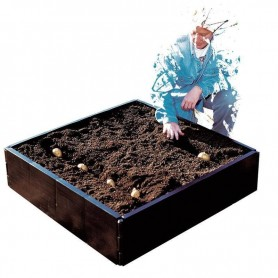 Grow Bed 98x98x25 cm (230L) Sin Estructura
