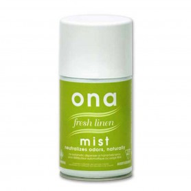 Fresh Linen Mist de ONA de 170 gramos