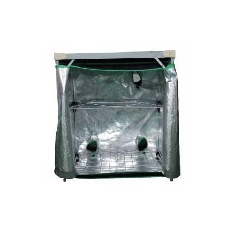 Armario Grow Tent de propagación (0,8m.x0,5m.x0,9m.)