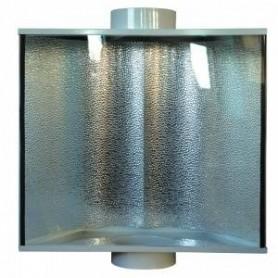 Reflector refrigerado Aerowing con boca de alimentación de 150 milímetros
