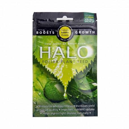 Halo Booster sobre