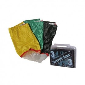 Kit Mallas Secret-Icer  3 bolsas