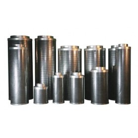 Filtro 500 Boca 100 (300 - 595 m3/h) - Phat Filter -125L