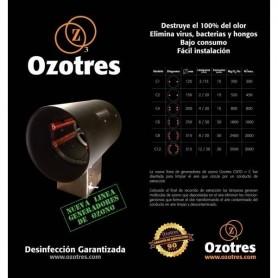 Ozonizador C-12  Ozotres