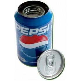 Lata Pepsi Ocultación