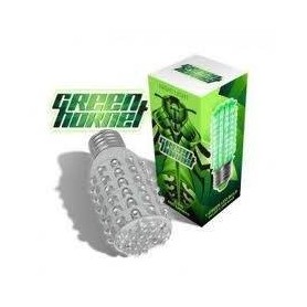 Bombilla LED de luz verde Green Hornet de 3,5W