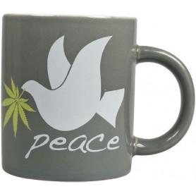 Taza de café Peace