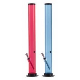 """Acryl bong fluoresc.2"""" 50.5cm"""