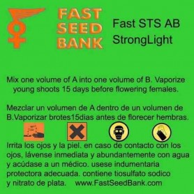 Sex Inverter Fast STS A+B Strong de 250ml