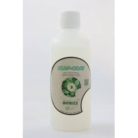 Preventivo de plagas y hongos Leaf Coat de BioBizz 500 ml