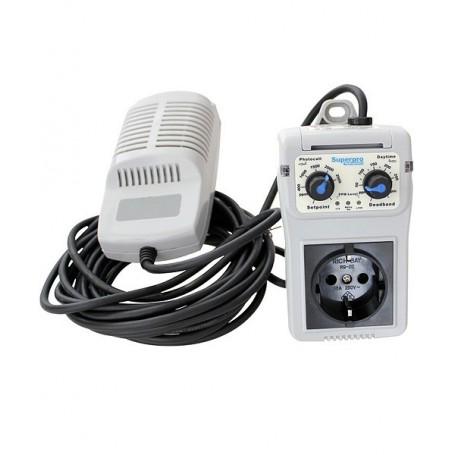 Controlador Analógico CO2 Superpro