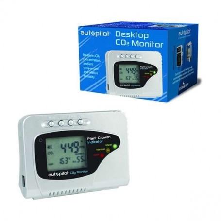 Medidor CO2 Monitor Desktop