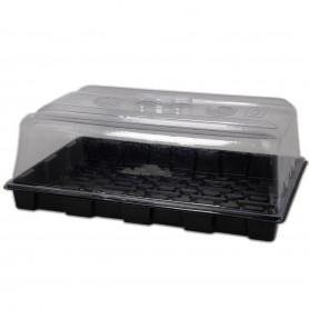 Invernadero Plástico Grande 57x37x20