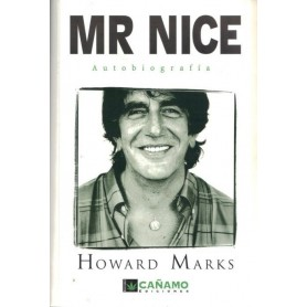 Libro Mr. Nice (Castellano)