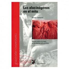 Libro- Los alucinógenos en el mito