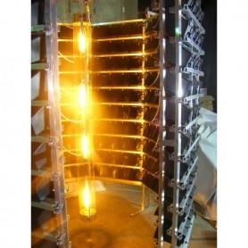 Pi Rack COMPLETO Sistema Vertical