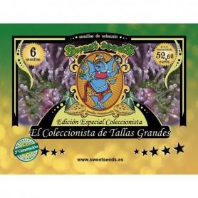 Edición Coleccionista Tallas Grandes de Sweet Seeds