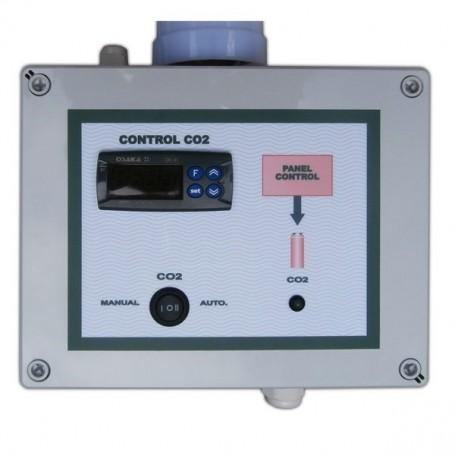 Controlador CO2 Novatec