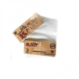 Rollo de papel de fumar Raw