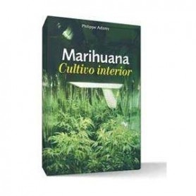 Libro Marihuana: cultivo interior
