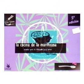 Libro La Cocina de la Marihuana