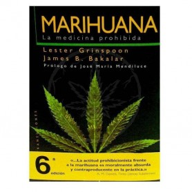 Libro Marihuana: la medicina prohibida