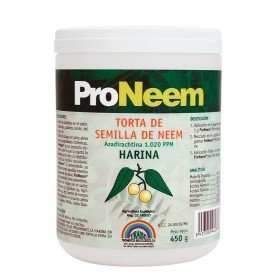 Pro Neem Harina grow 450 gr