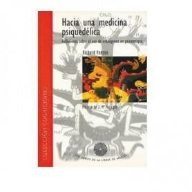 [DESCATALOGADO]Libro - Hacia Una Medicina Psiquedelica
