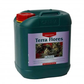 Fertilizante Canna Terra Flores 5L