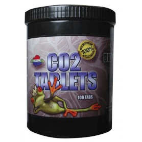 CO 2 Tabs de Biogreen 100u
