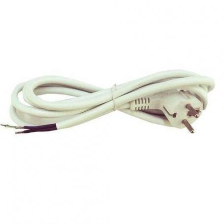 Cable 1,5m. con Clavija Inyectada