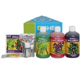 Tripack Flora Series Hard Water