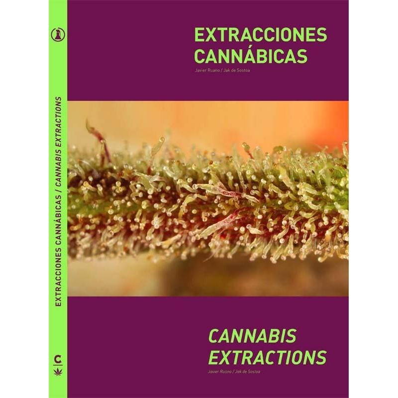 Libro Extracciones Cannábicas
