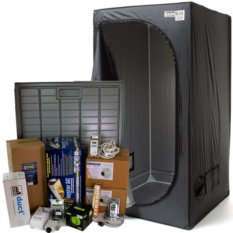 Kit de armario cultivo para marihuana 120 x 120 x 200 opci n a - Armarios para cultivo interior ...